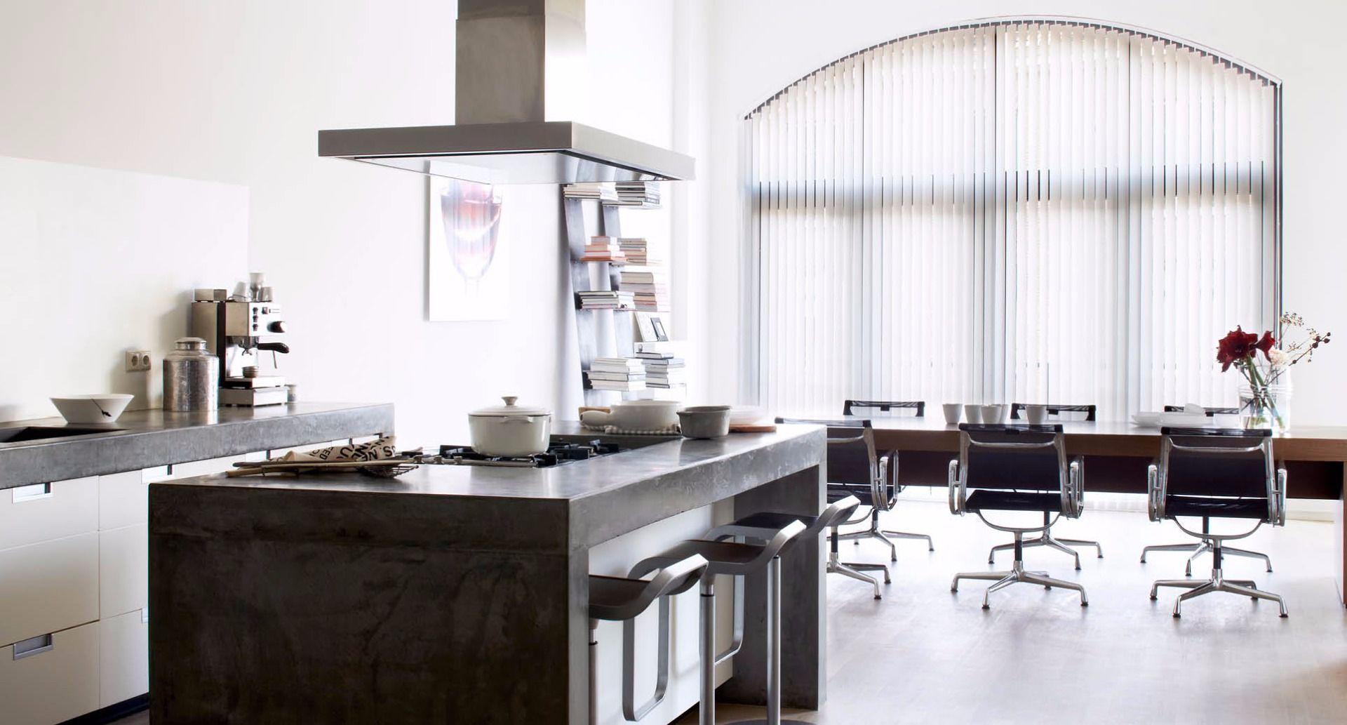 Raamdecoratie in de keuken invito in sint truiden