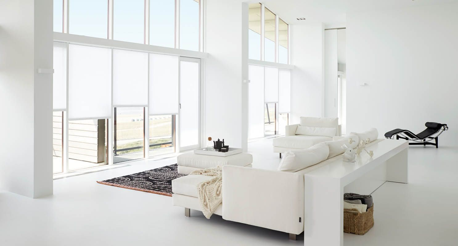 Lichtinval privacy met raamdecoratie home textile in destelbergen